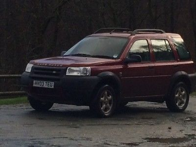 eBay: Land Rover Freelander TD4 GS 2003 Spares or repair #carparts
