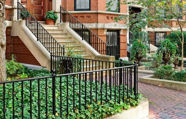All About Metal Fences   the landscape fence   Metal fence ...
