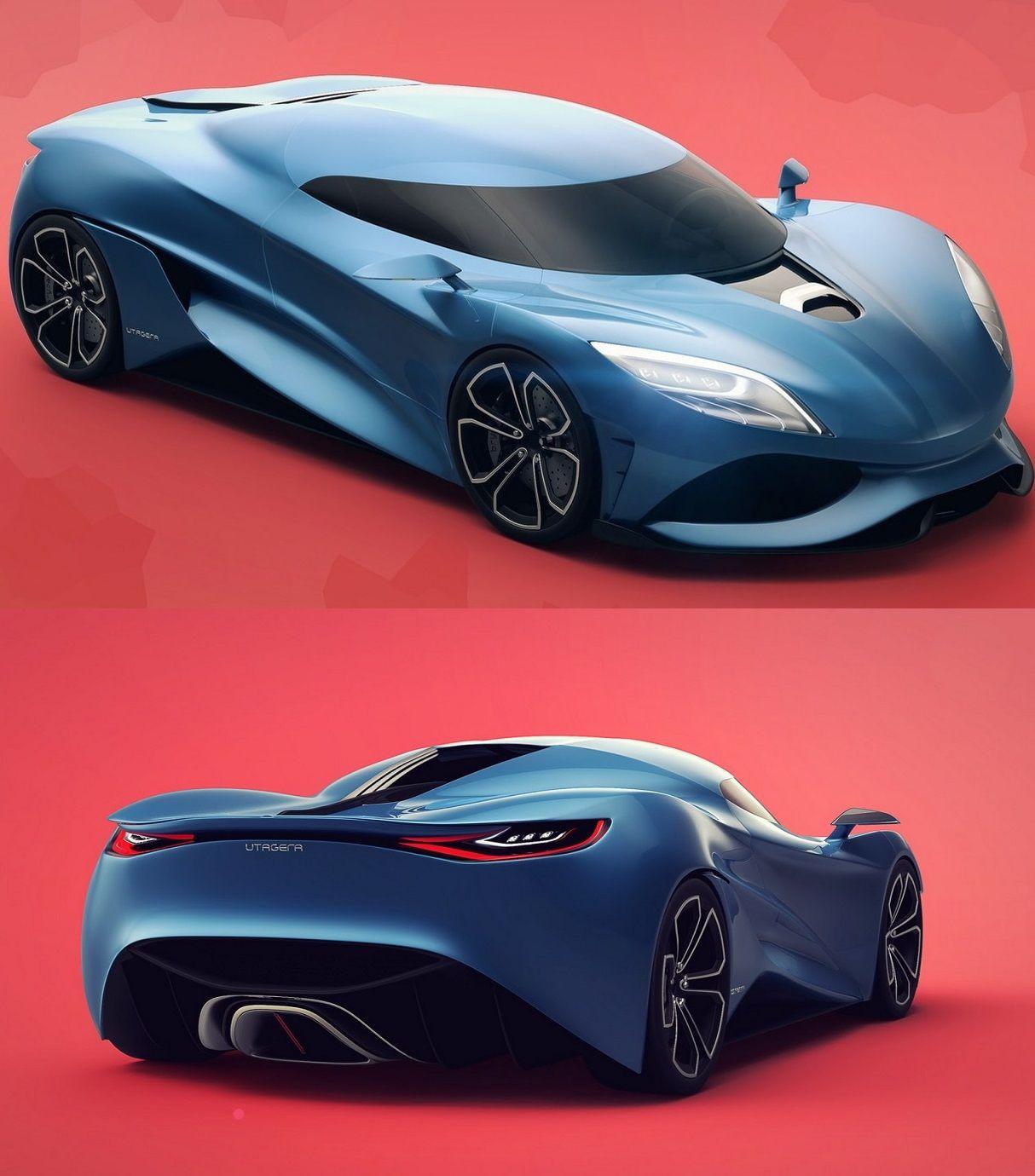 Koenigsegg Utagera Concept