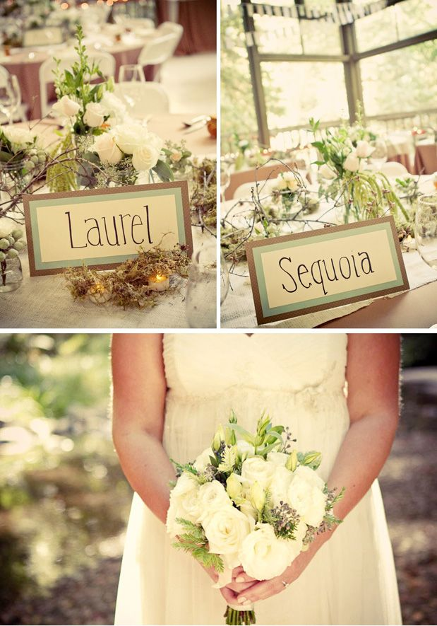Adore The Table Name Theme I Am Deff Doing This With Bird Names