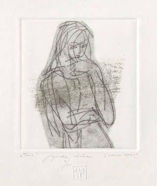 INTAGLIO - MINIATURES curated by JOLANTA PIELKA-KETHER. Check out the collection of art I curated on Saatchi Art. #art