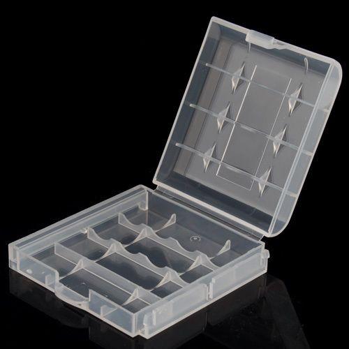 2 Pcs Lot Mini Portable En Plastique Batterie Titulaire Cas Boite De Rangement Pour Aaa Aa Batterie Rec Electronics Workshop Consumer Electronics Battery Cases