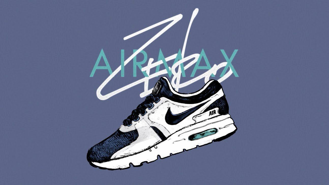 nike air max logo