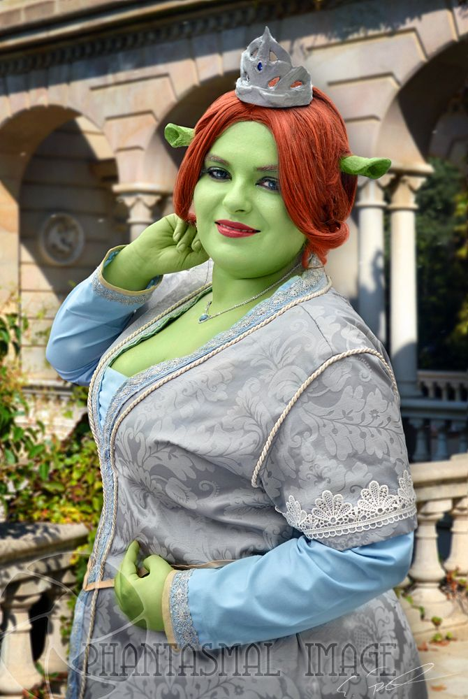 Fiona (Shrek) by Naitachial.deviantart.com on @DeviantArt in ...