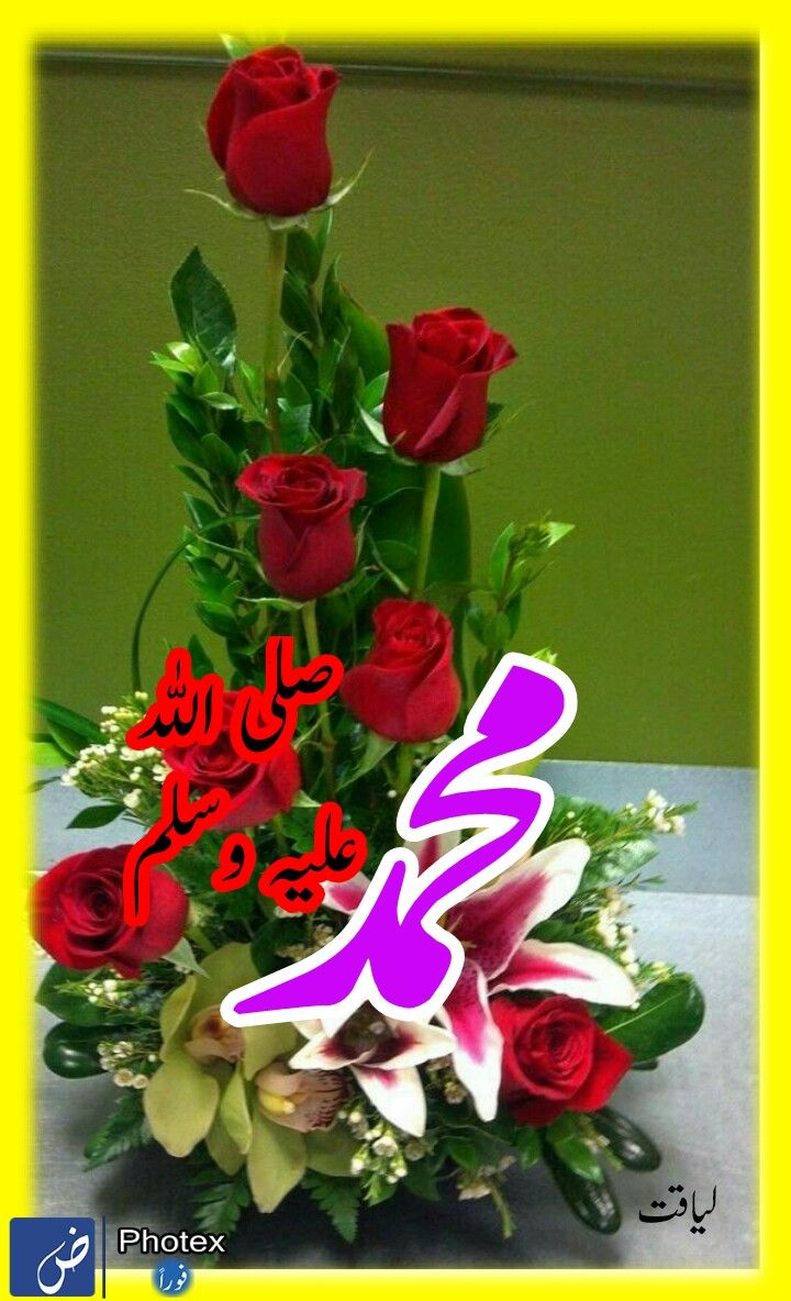 Pin by liaqatali on islamic pinterest islamic islamic quotes christmas floral arrangements flower arrangements beautiful flowers colorful flowers real flowers floral design red roses hgtv flower power izmirmasajfo