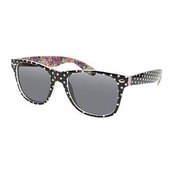 dbdefd757e Under Armour® Juniors Madhouse Polka Dot Floral Sunglasses  VonMaur   UnderArmour  Black