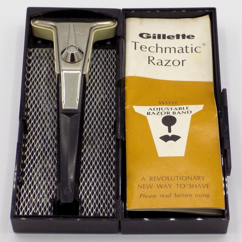 https//flic.kr/p/2hP1UgS Vintage Gillette Techmatic