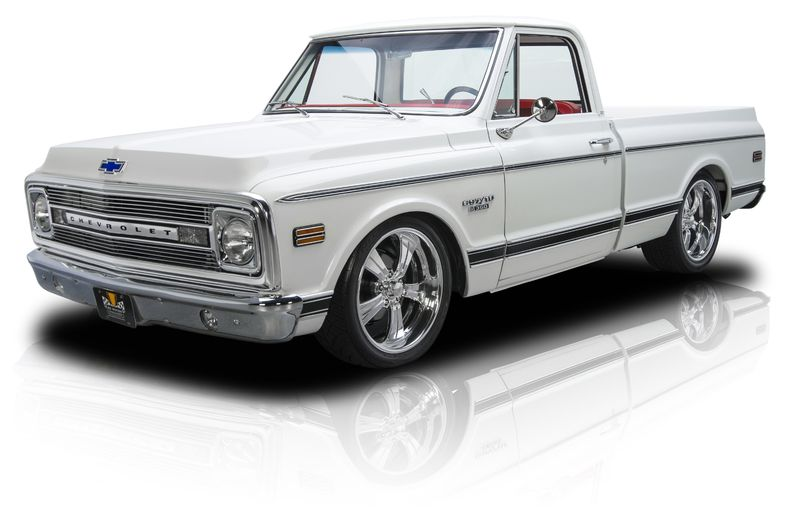 777ecfe6e7296 1969 Chevrolet C10 - 12 Year Frame Off Restoration with a 350 V8 pushing  400 HP