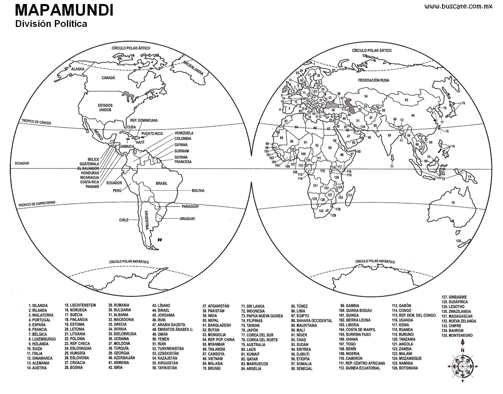 Mapamundi | jajaja | Pinterest | Mapamundi, Mapas y Gasolinera