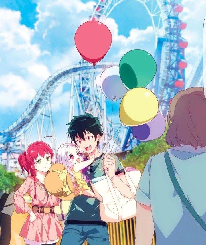 Pin by Otaku 9000 on Anime Hataraku maou sama, Anime