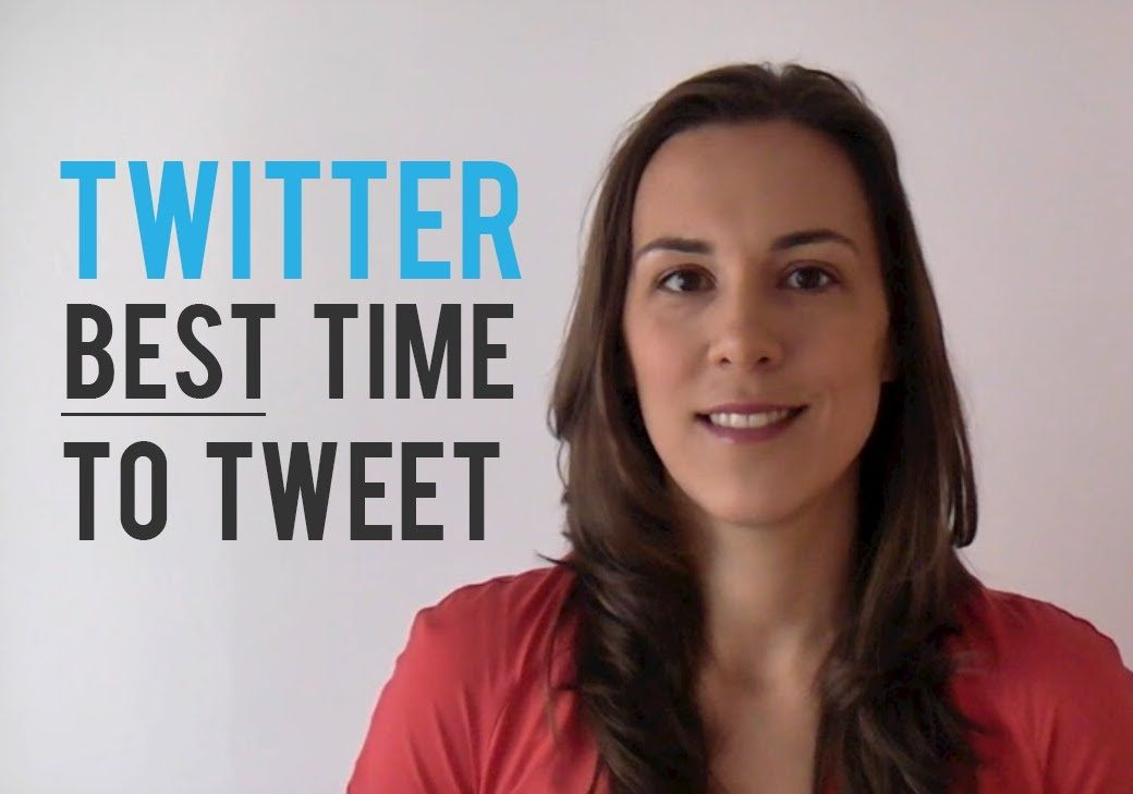Best Time to Tweet on Twitter - Twitter for Business 2014 - Happy Market...