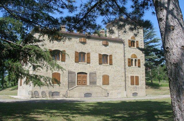 Beautiful Castle near Florence
