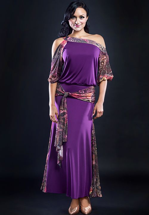Santoria Clema Skirt S9008 Dancesport Fashion