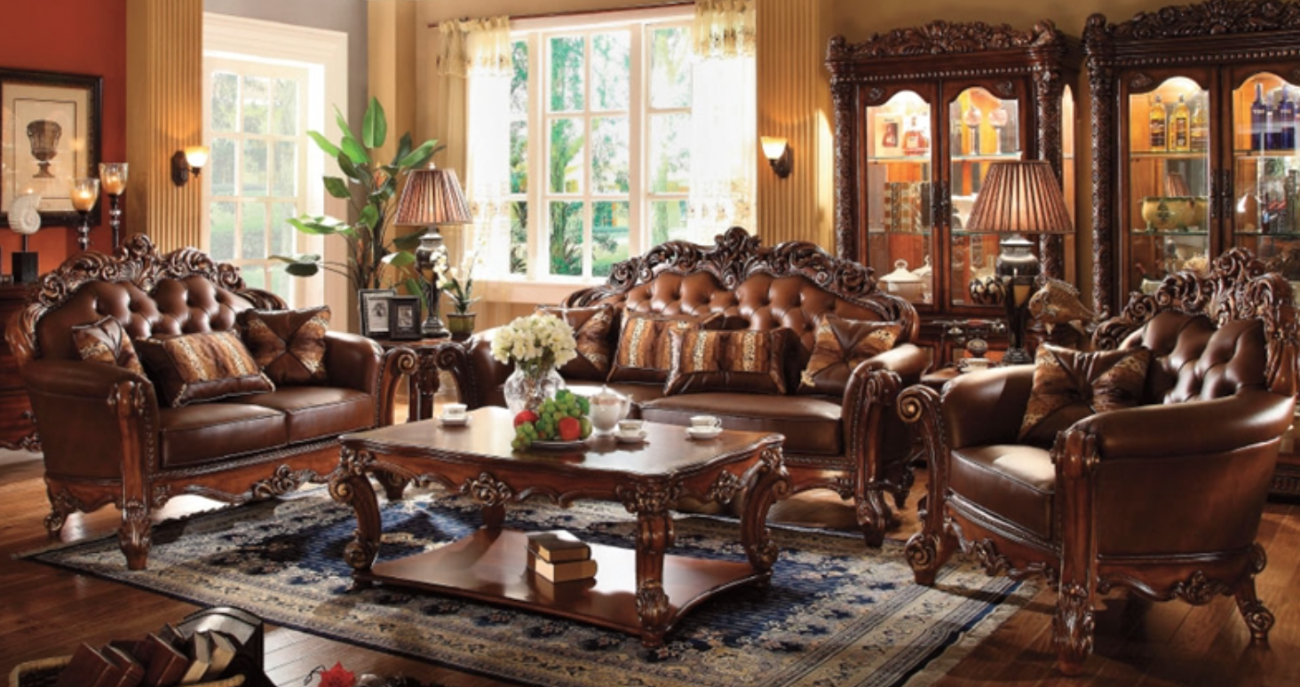 At Home Furniture Acme Dolly Luxury Sets