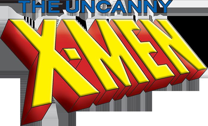 X Men Logo W B