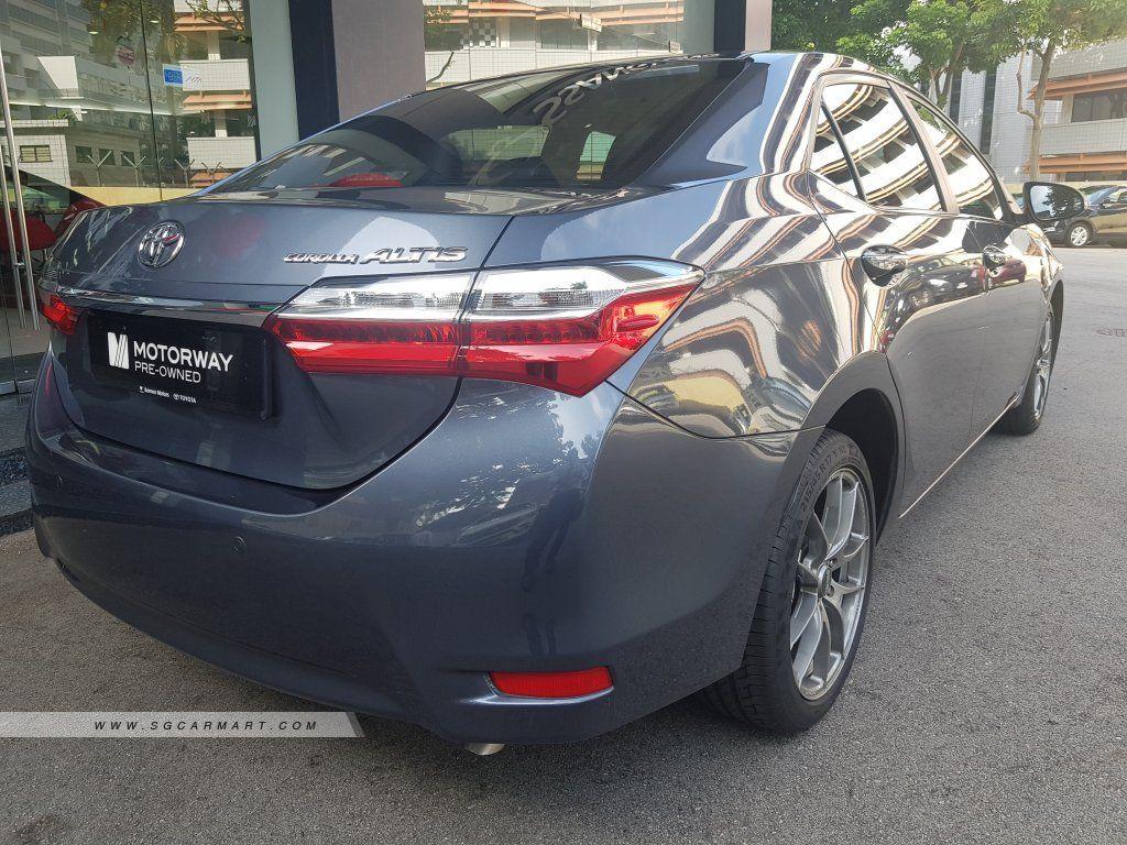 Kelebihan Corolla Altis 2018 Tangguh