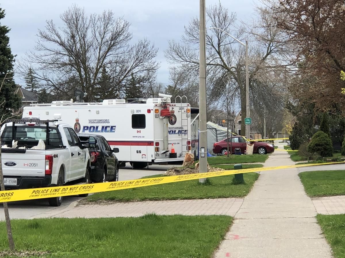 Two Men Charged After Police Allegedly Recover Explosives And A Detonator From A Richmond Hill Home Richmond Hill Police Richmond