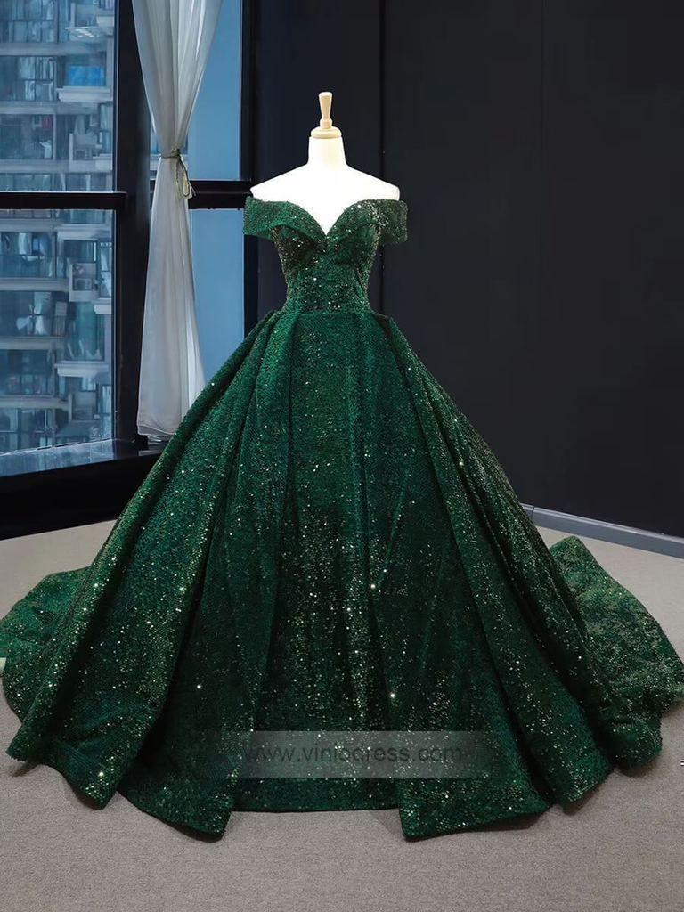 Off The Shoulder Green Prom Dresses Plus Size Vintage Ball Gowns Fd1304 Vintage Ball Gowns Gowns Green Prom Dress [ 1024 x 768 Pixel ]