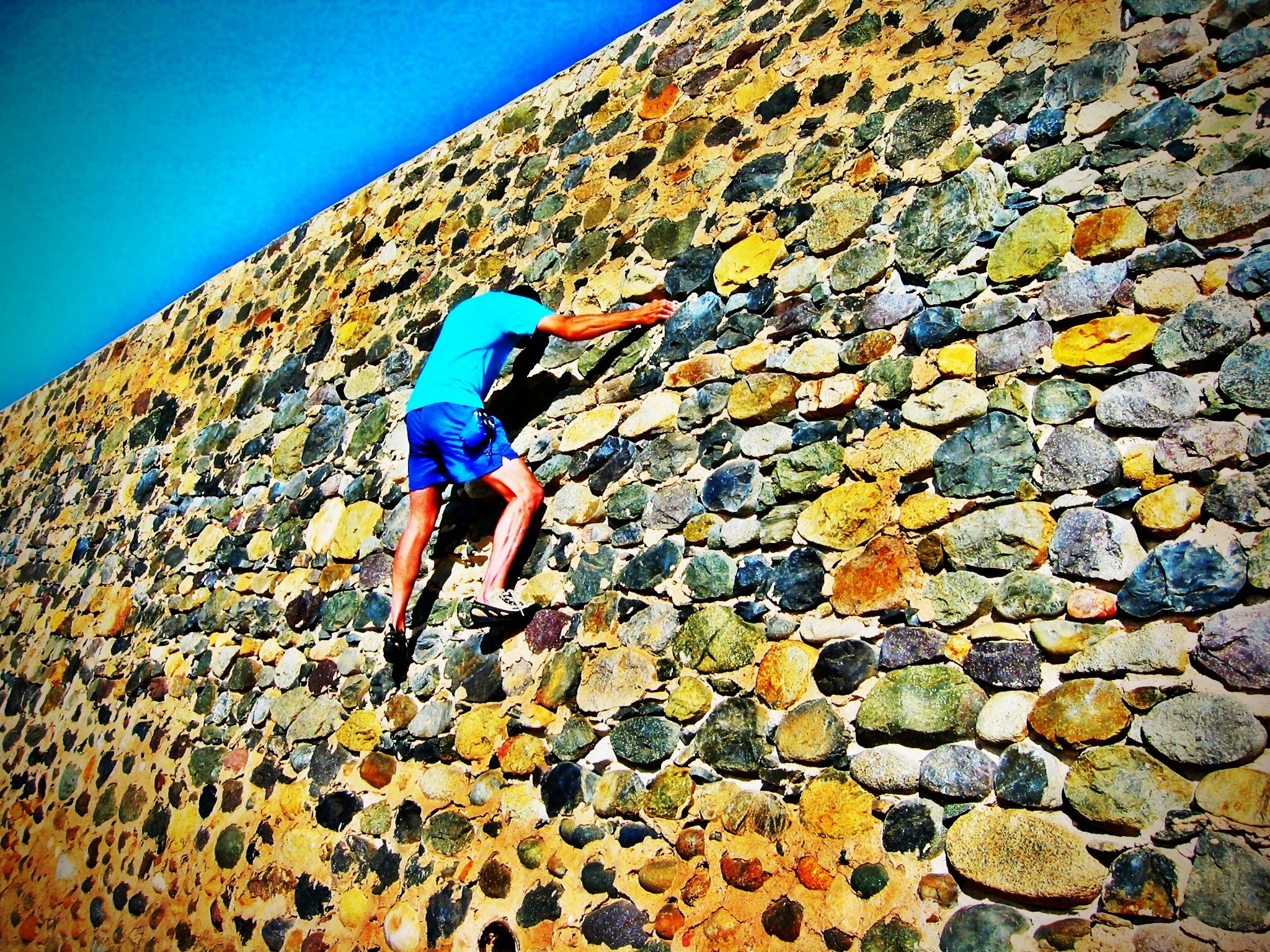 Bouldering in la jolla bouldering photography gallery