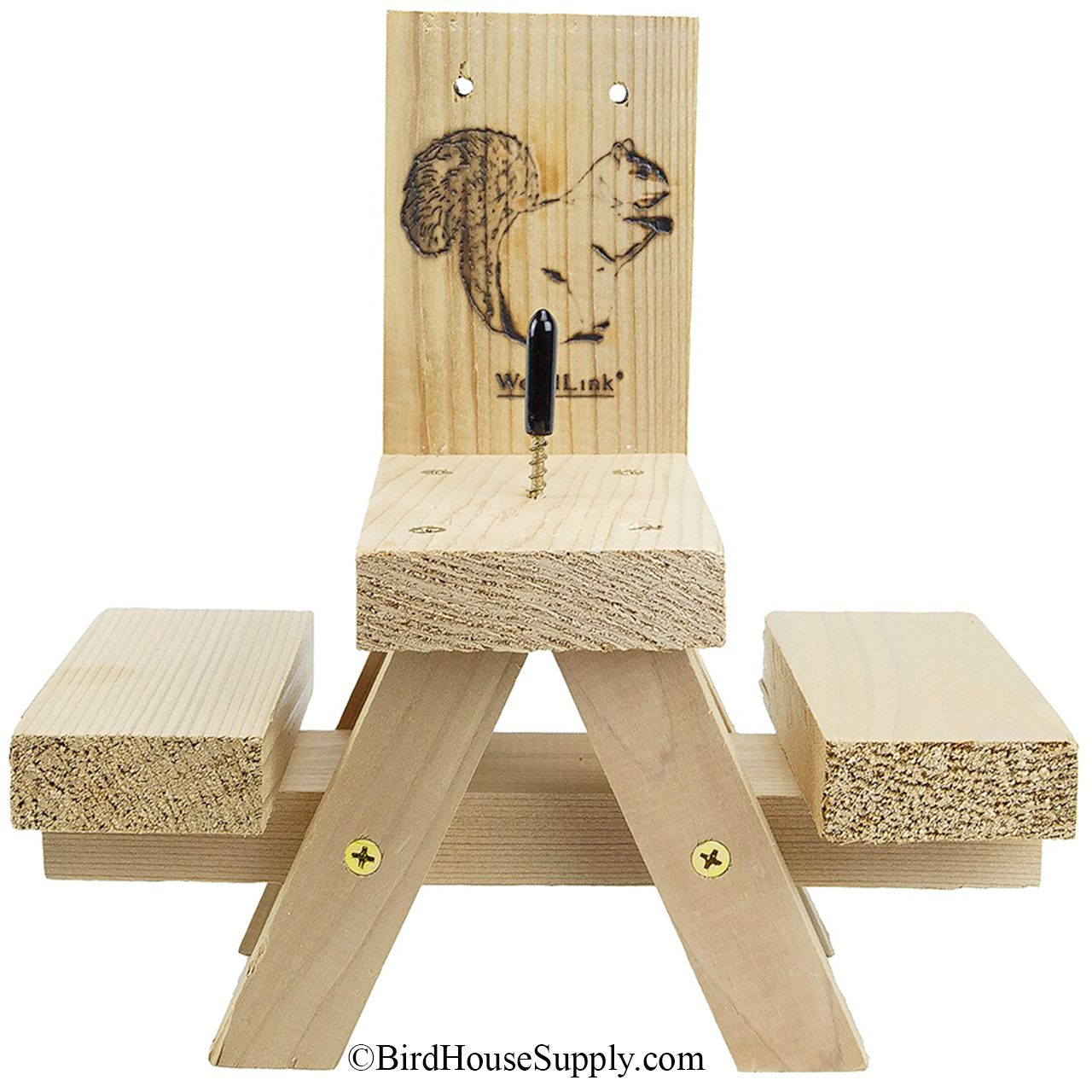 Woodlink Picnic Table For Corn Squirrel Feeder With Images