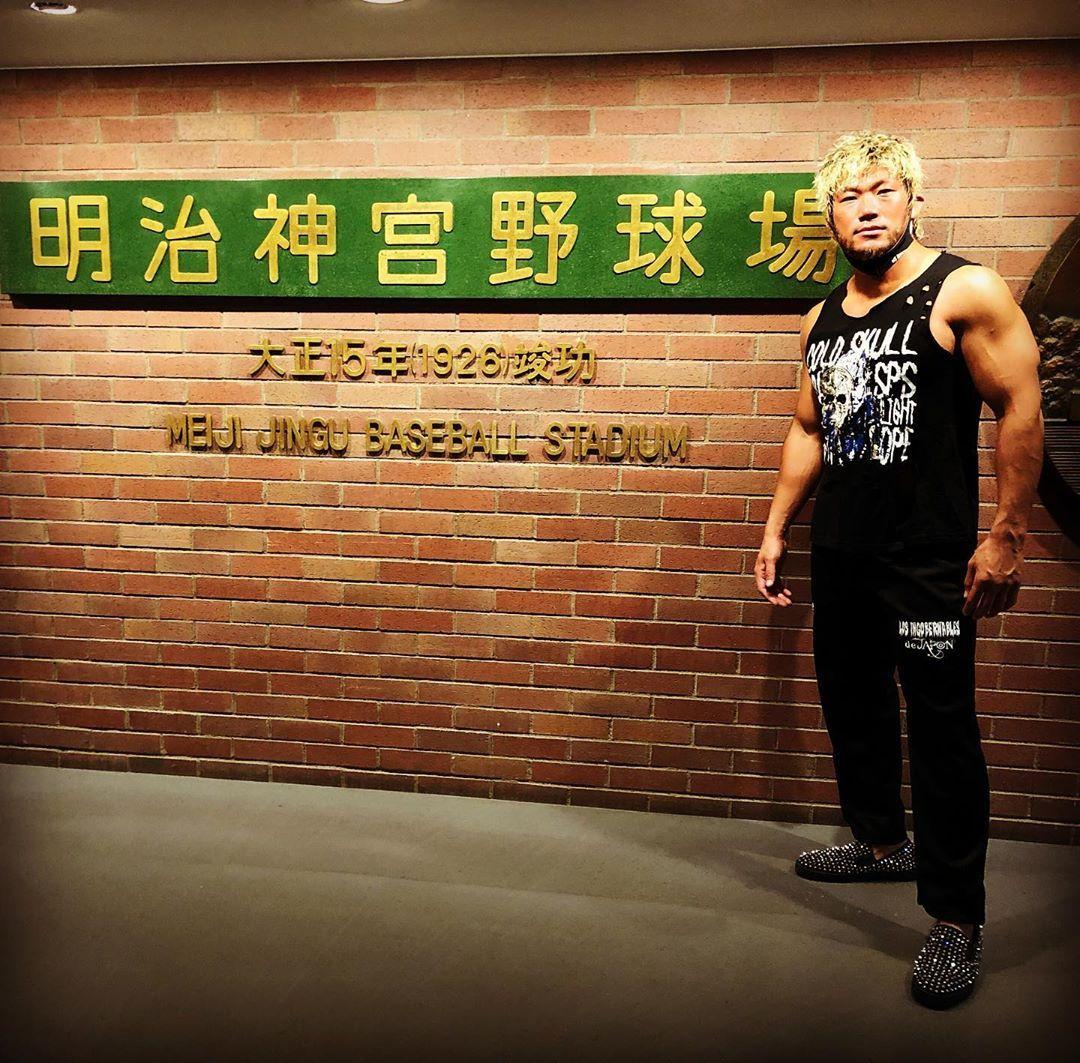 日本 神宮 新 プロレス