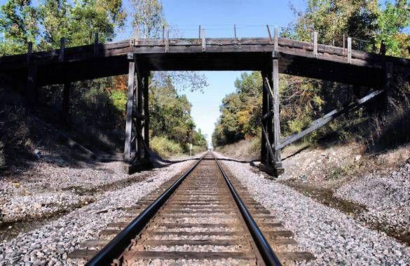 Bono Bridge1 Train Pictures Arkansas Railroad Tracks