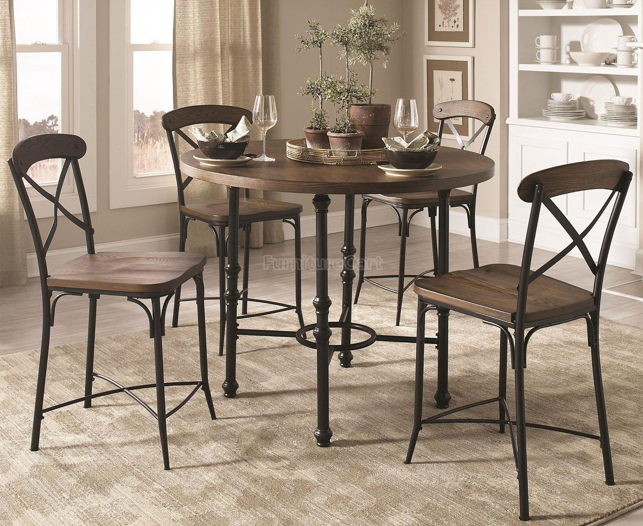 Furniture Monticello Counter Height Dining