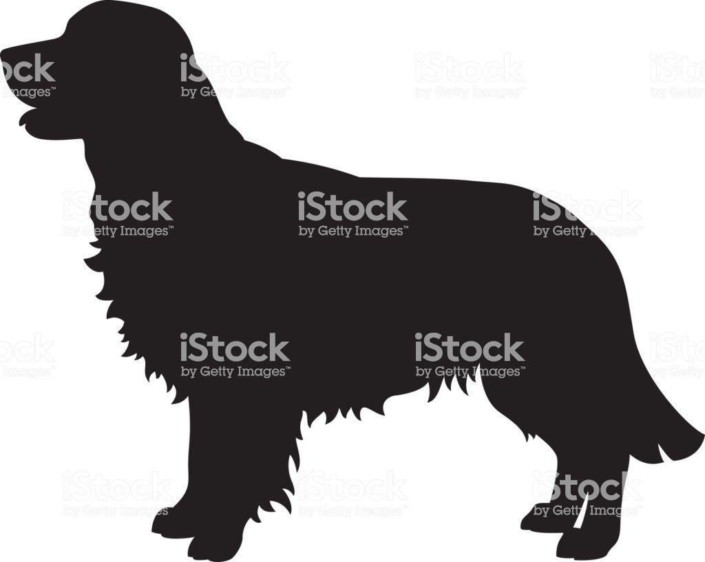 Golden Retriever Labrador Silhouette Animal Silhouette Dog