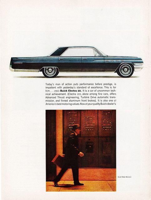 1963 Buick Electra 225 4-Door Hardtop