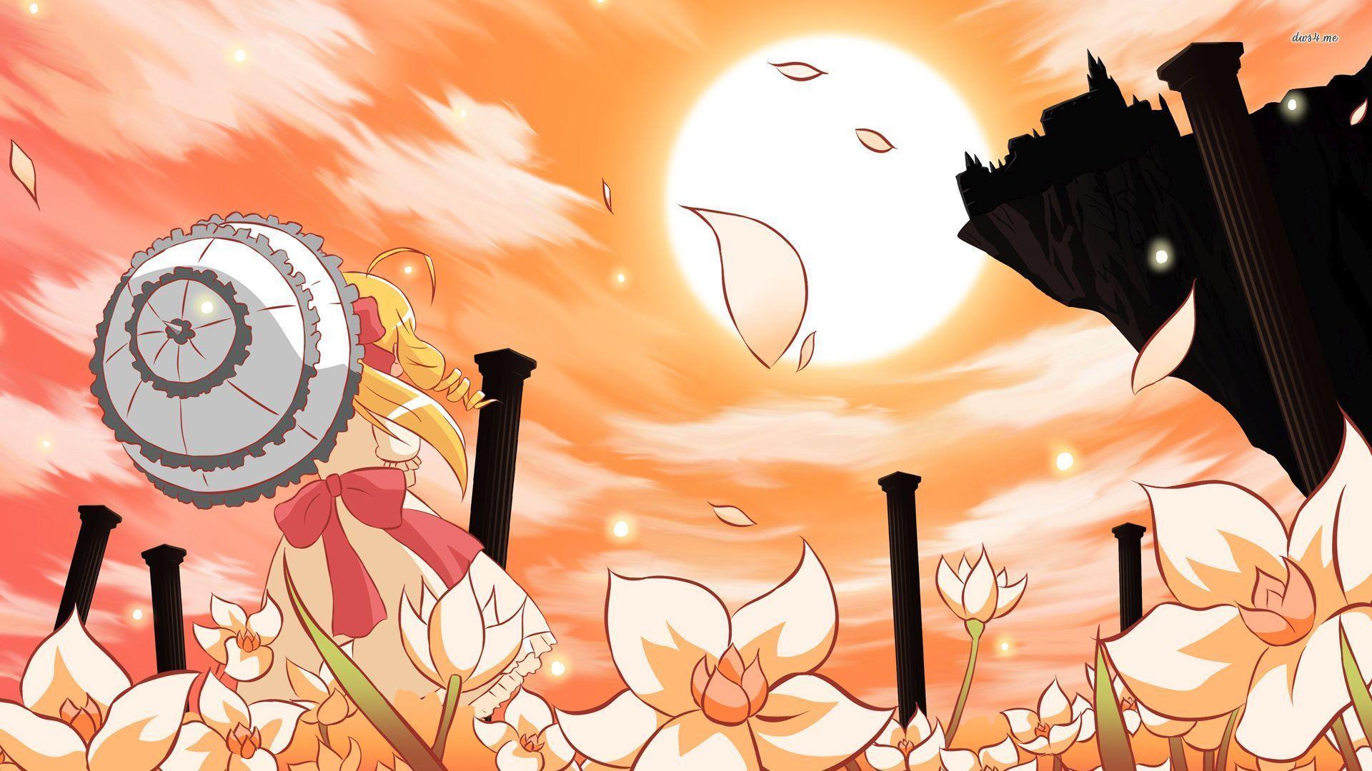 Hayate No Gotoku! Anime WallPaper HD