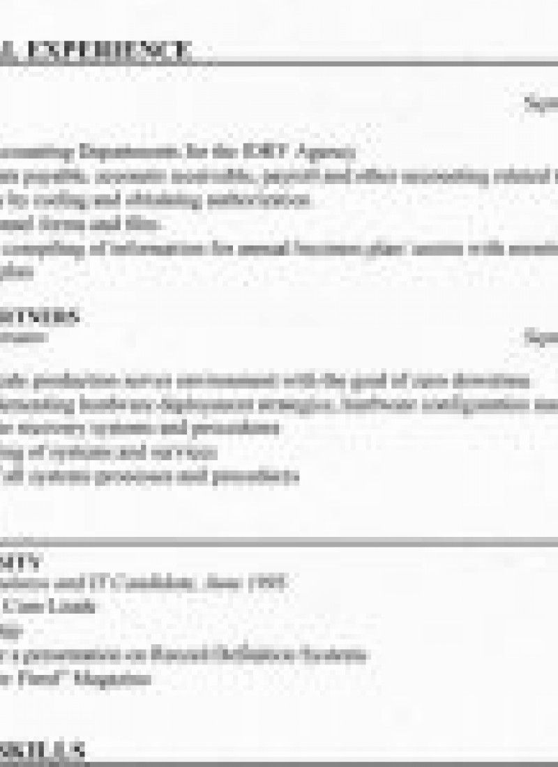 67 Best Of Photos Sample Resume For Welder Helper