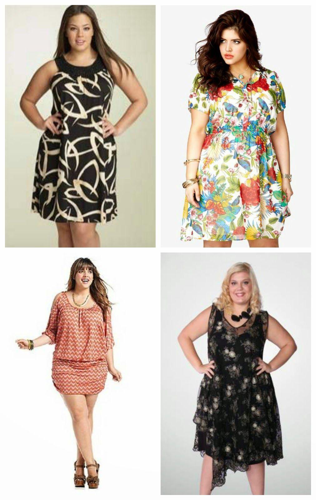 Vestidos De Primavera Para Gorditas En 2019 Vestidos