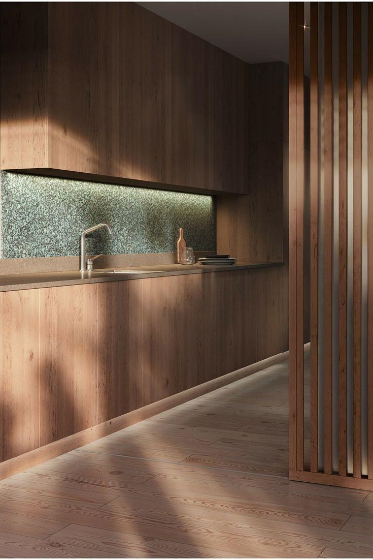 Tobin properties: Öppen planlösning mellan kök och vardagsrum ...