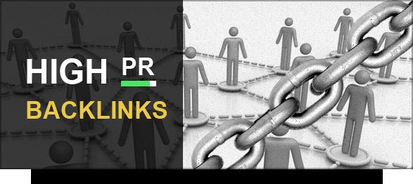 How to get high PR backlinks for #SEO