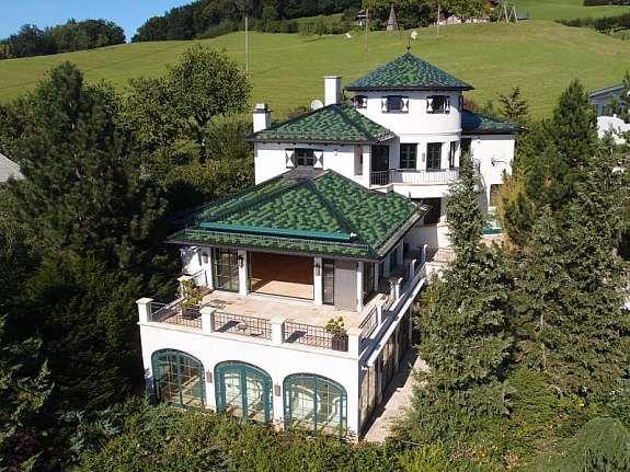Mansion in Salzburg, Austria // Traumhaus in Salzburg