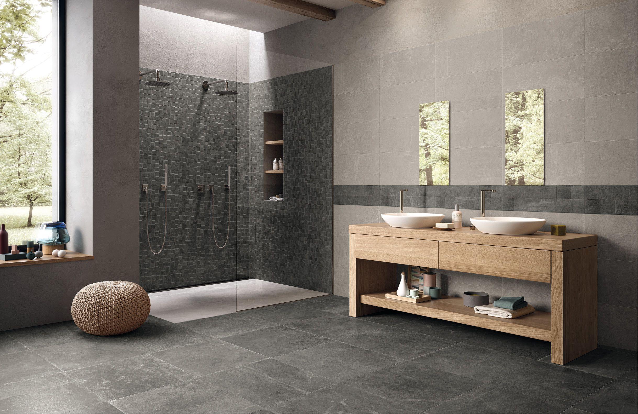 Ceramiche provenza groove carrelage salle de bain for Ceramiche piemme carrelage
