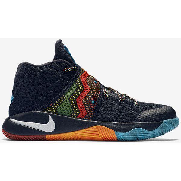 Kyrie 2 BHM (3.5y-7y) Kids' Basketball Shoe. Nike.