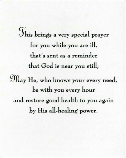 Get Well Scripture Quotes: Pin By Mary Oracle On PRAYER CHANGES THINGS