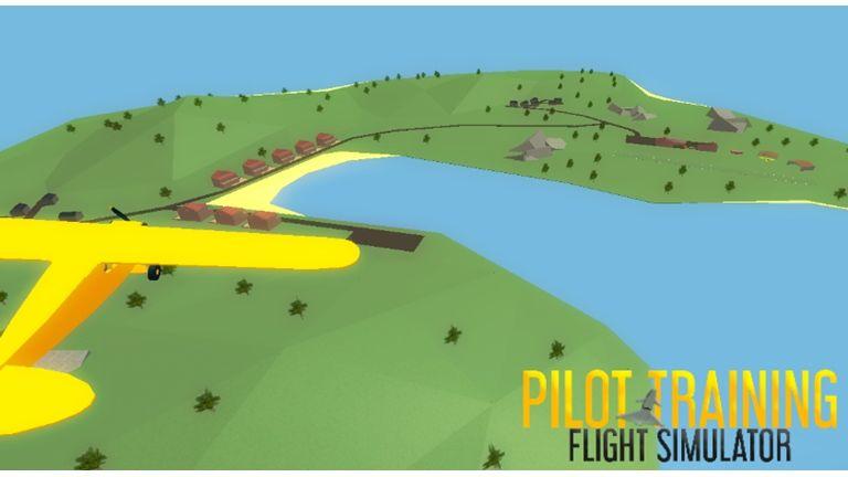 Pilot Training Flight Simulator Roblox Pilot Training Flight