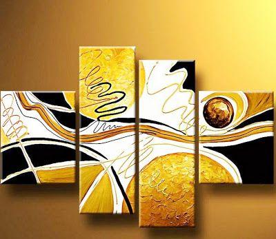 Pinturas Cuadros Abstractos Modernos Decorativos Pinturas Abstractas Cuadros Modernos Cuadro Abstractos