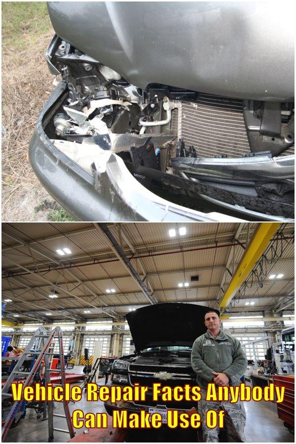 Vehicle Repair Good Tips in 2020 Auto repair, Repair