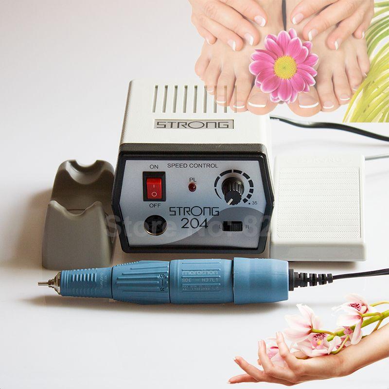 35000 RPM Dental Lab, Nail File & Podology Electric Nail