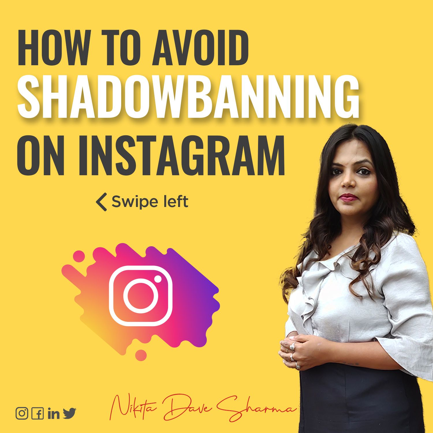 How to avoid shadowbanning on Instagram.  don't forget to visit us on given link . . . #Icraft #ICraftads #MarketingAgency #StrategicMarketing #BrandingBoss #BrandingExpert #DigitalMarketingAgency #MarketingStrategy #CreatewithIntention #MarketingwithIntention #DigitalMarketingExpert #InstagramMarketing