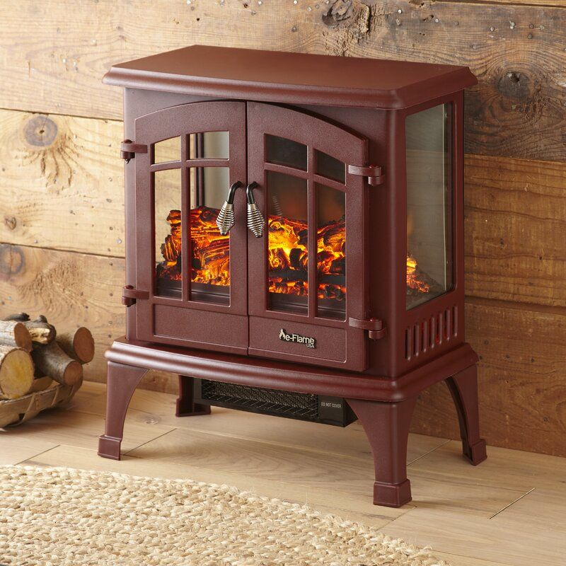 Prunty Electric Fireplace Stove In 2021 Free Standing Electric Fireplace Electric Fireplace Stove Fireplace