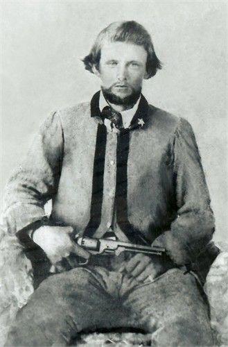 James Benton McMahan, Co. B, 4th Texas Mounted Volunteers, Sibley's Army of New…