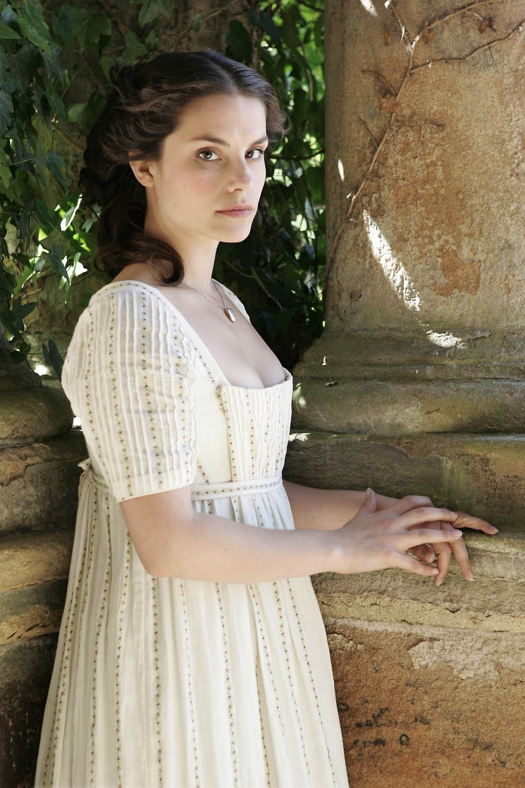 Charlotte Riley as Catherine in Wuthering Heights (2009