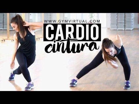 Aerobicos para adelgazar abdomen y cintura bailando