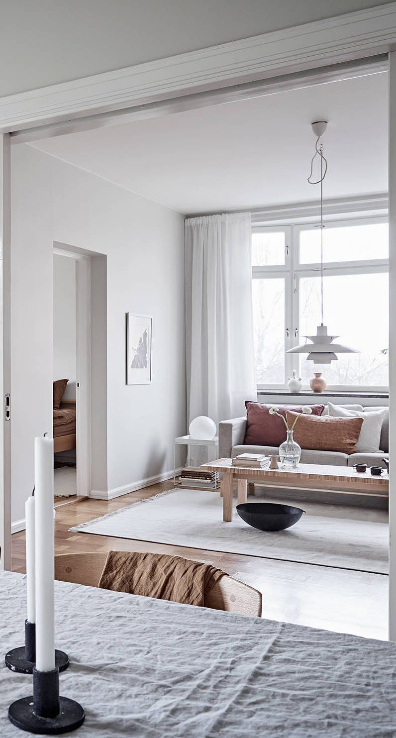 Cozy Home With A Vintage Touch   Via Coco Lapine Design Blog