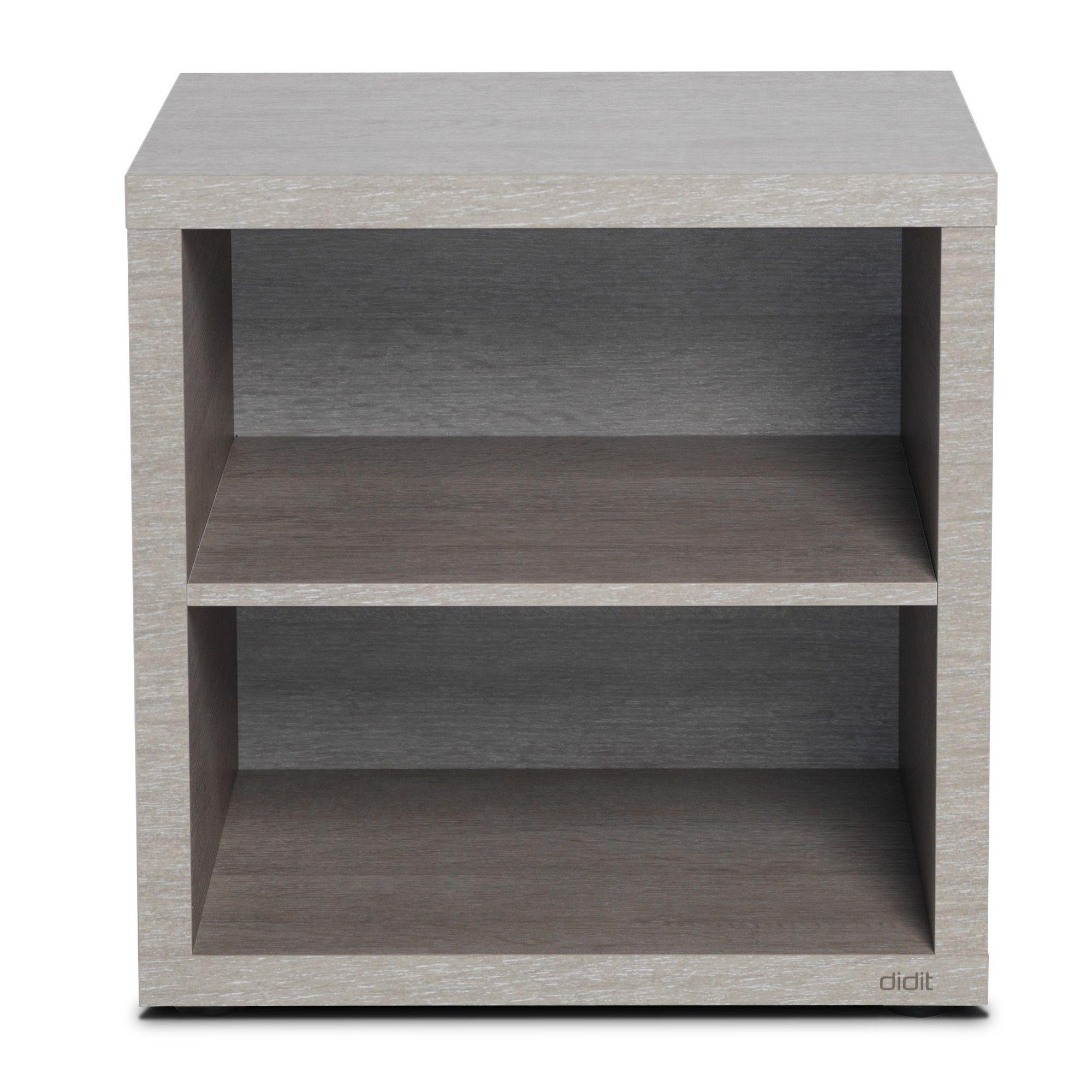 Best Bestar Clic Furniture Nightstand Allmodern Nightstand 400 x 300