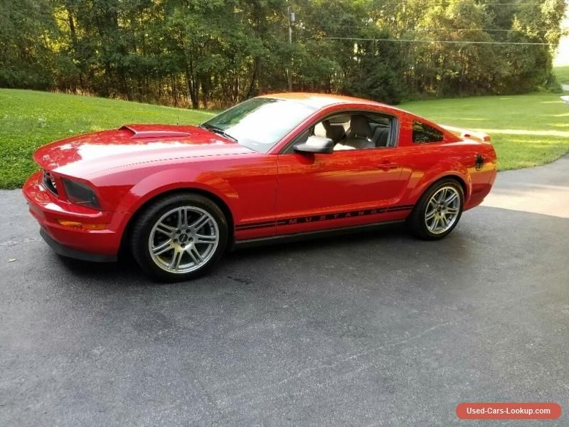 2005 Ford Mustang 2 Door Coupe #ford #mustang #forsale ...